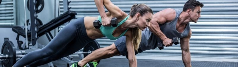 crossfit personal trainer